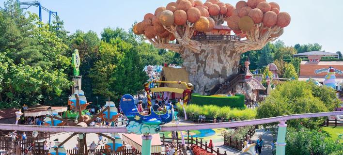 Gardaland, η άγνωστη... Disneyland της Ιταλίας [εικόνες]
