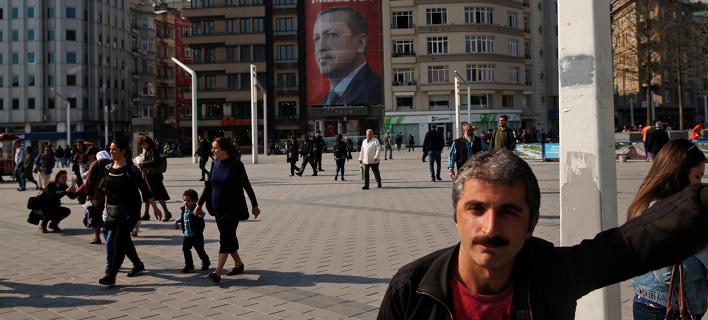 Τουρκία: Απαγορεύτηκαν οι συγκεντρώσεις στην πλατεία Ταξίμ την Πρωτοχρονιά