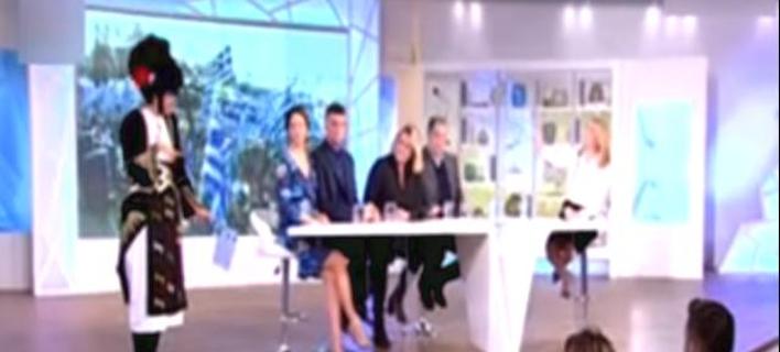 Οι Μακεδόνες τα βάζουν με την Τατιάνα Στεφανίδου -Θέλουν να ζητήσει δημόσια συγγνώμη [βίντεο]