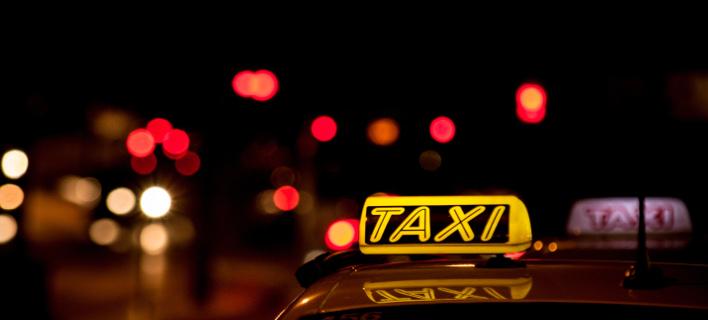 Ταξί/Φωτογραφία: Eurokinissi