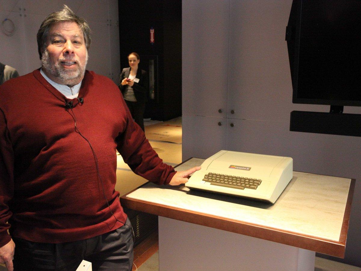 Αpple II computer
