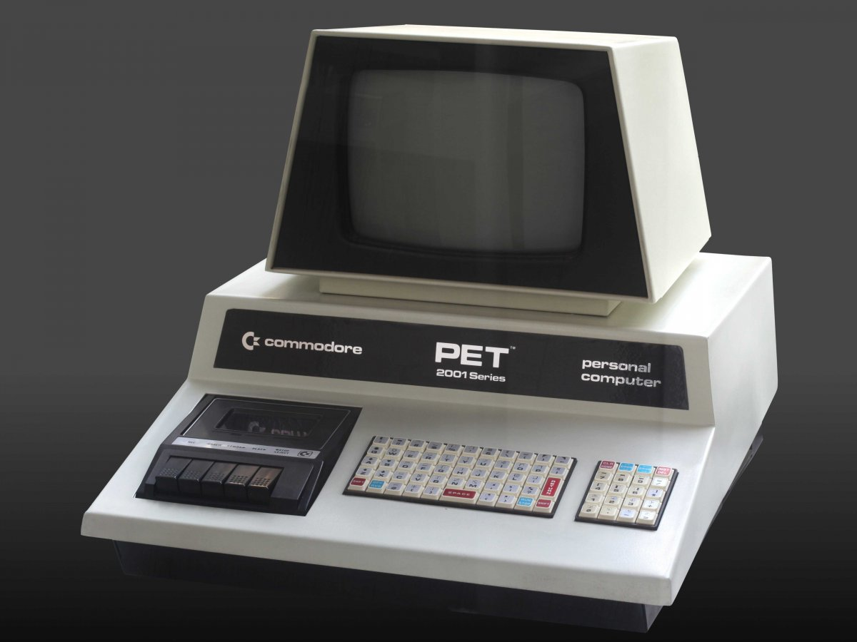Commodore PET computer