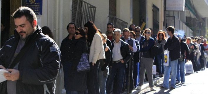 Αποκαλυπτικά γραφήματα της Telegraph: Οι άνεργοι στην Ελλάδα δεν έχουν ελπίδα