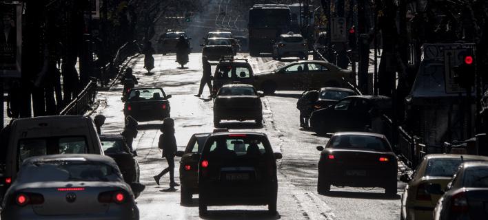Νέα παράταση για τα τέλη κυκλοφορίας (Φωτογραφία: IntimeNews/ΧΑΛΚΙΟΠΟΥΛΟΣ ΝΙΚΟΣ)