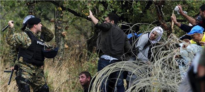Αποκάλυψη: Ο Τσίπρας συμφώνησε να κλείσει τα σύνορα με αντάλλαγμα το ασφαλιστικό