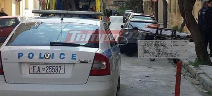 Τραγωδία στην Πάτρα: Γυναίκα έπεσε από μπαλκόνι και σκοτώθηκε