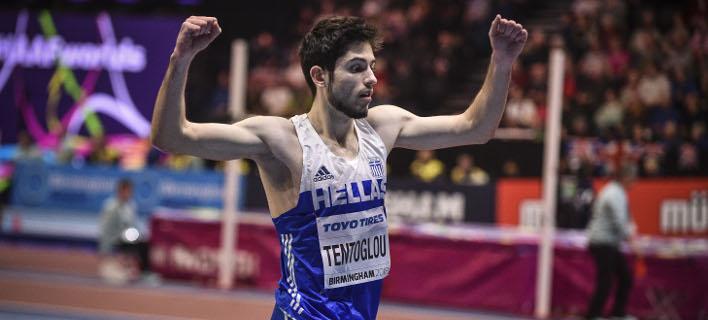 Ο Μίλτος Τεντόγλου (Φωτογραφία: EUROKINISSI)