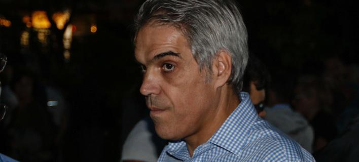 Ο δημοτικός σύμβουλος Αθήνας, Χρήστος Τεντόμας -Φωτογραφία αρχείου: Φωτογραφία: EUROKINISSI/ΓΙΩΡΓΟΣ ΚΟΝΤΑΡΙΝΗΣ