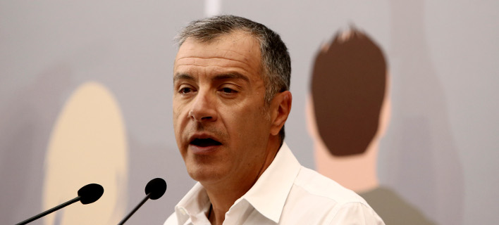 Σταύρος Θεοδωράκης/Φωτογραφία: ΙntimeNews