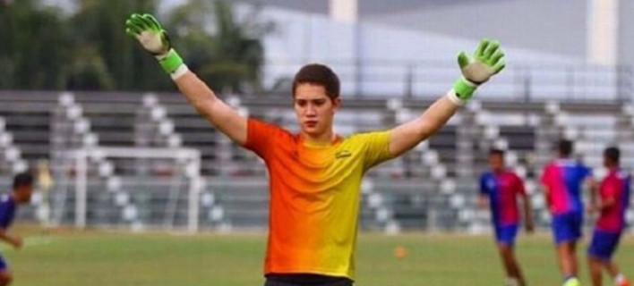 Τερματοφύλακας 18 ετών έχασε την ζωή του – Τον χτύπησε κεραυνός στην προπόνηση [εικόνες]
