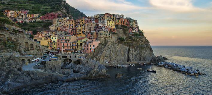 Η περιοχή Cinque Terre, φωτογραφία: wikipedia