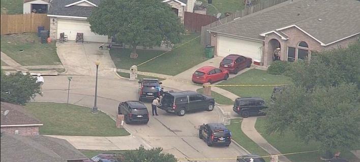 Μακελειό στο Τέξας -Πέντε νεκροί από πυροβολισμούς