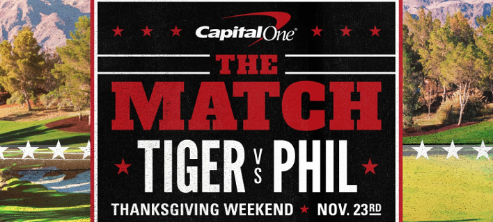 The Match: Tiger vs Phil»
