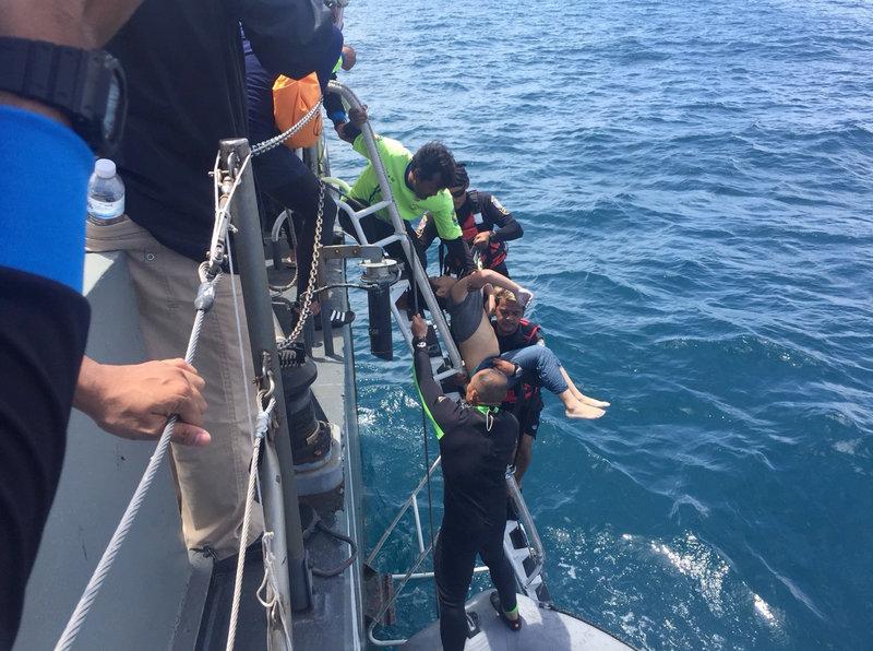 Νεκρός από βύθιση πλοίου Ταϊλάνδη/ Φωτογραφία AP images