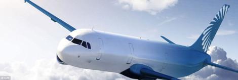 To αεροπλάνο του μέλλοντος