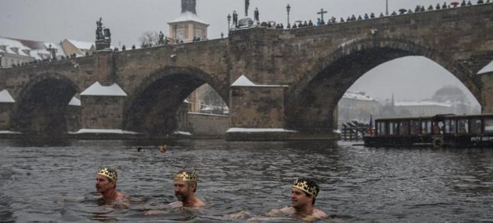 Θεοφάνια στην Πράγα