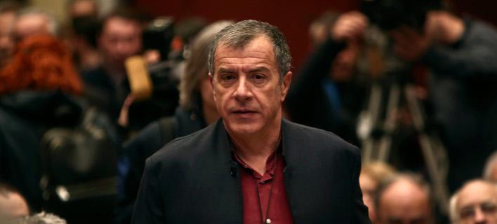 Ο Σταύρος Θεοδωράκης -Φωτογραφία: Intimenews/ΤΖΑΜΑΡΟΣ ΠΑΝΑΓΙΩΤΗΣ