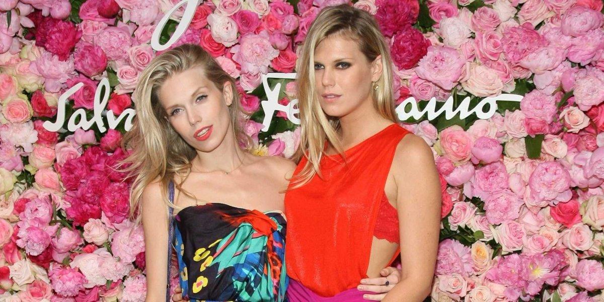 Η 28χρονη Θεοδώρα και η 26χρονη Αλεξάνδρα είναι κόρες του Κιθ Ρισαρντς των Rolling Stones