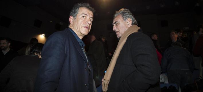 Θεοδωρακης,Τσιπρα,Ντιμπειτ,Δημοσιογραφους,Λυκουδησειδησεις,Εβγαλε