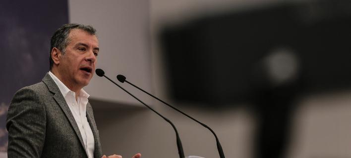 Θεοδωράκης: Το Ποτάμι θα είναι παρών στις επόμενες εκλογικές αναμετρήσεις ως αυτόνομη δύναμη