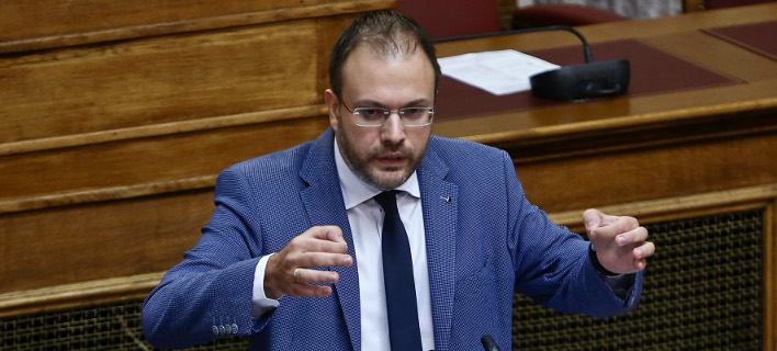 Θεοχαρόπουλος (ΔΗΜΑΡ): Αντί το Μαξίμου να ζητήσει ευθύνες από υπουργούς, κυνηγά δημοσιογράφους