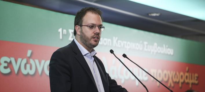 Θεοχαρόπουλος μετά την «θύελλα» στο ΚΙΝΑΛ: Να επιλυθεί το Σκοπιανό με τις απαραίτητες εγγυήσεις
