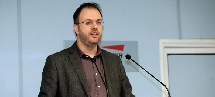 Θανάσης Θεοχαρόπουλος, Φωτογραφία: Eurokinissi