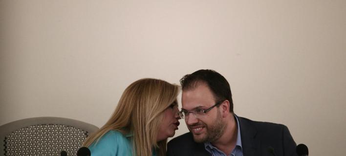 Θεοχαρόπουλος: Η συνεργασία ΠΑΣΟΚ-ΔΗΜΑΡ μπορεί να οδηγήσει στη δημιουργία νέου κόμματος