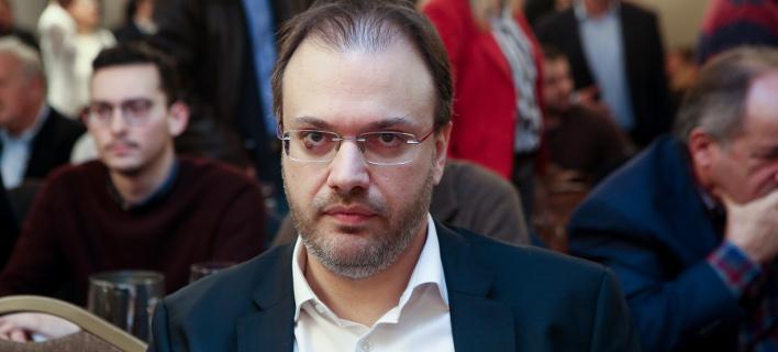 Θανάσης Θεοχαρόπουλος /Φωτογραφία Αρχείου: Intime News