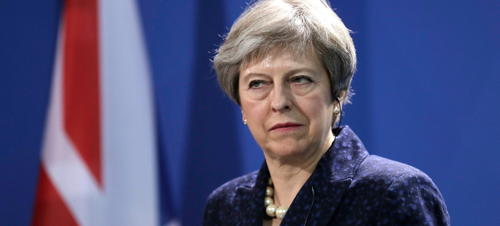 Βρετανία: Επιστολή 62 «σκληροπυρηνικών» Τόρις προς την Μέι θέτει όρους για το Brexit
