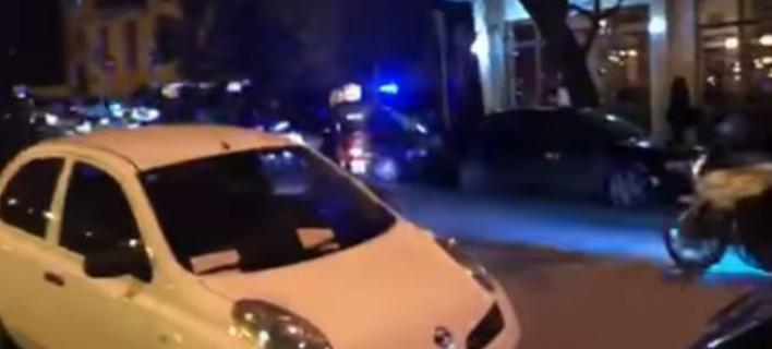 Θεσσαλονίκη: Εξι συλλήψεις για τη συμπλοκή οπαδών με έναν τραυματία