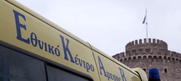 Ασθενοφόρο/Φωτογραφία: Eurokinissi/ΦΑΝΗ ΤΡΥΨΑΝΗ