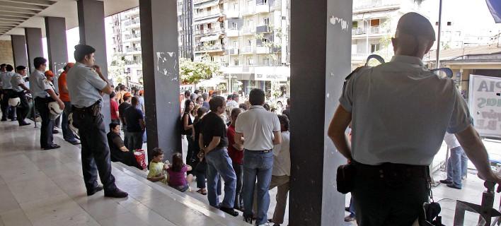 Στο εδώλιο πρώην, νυν δήμαρχος και 9 σύμβουλοι στη Χαλκιδική -Για μαζικές διαγραφές δημοτικών τελών/ Φωτογραφία: ΚΩΝΣΤΑΝΤΙΝΙΔΗΣ/Eurokinissi