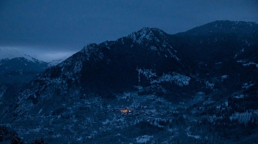 Χειμώνας στη Θεσσαλία: Σαν τοπίο του Αγγελόπουλου -Φωτογραφία: Konstantinos Tsakalidis / SOOC