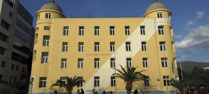 Φωτογραφία: Eurokinissi/ Πανεπιστήμιο Θεσσαλίας