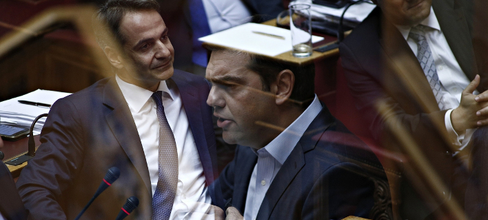 Ατυπο debate Τσίπρα-Μητσοτάκη: Απαντούν για οικονομία, επιχειρηματικότητα, επενδύσεις