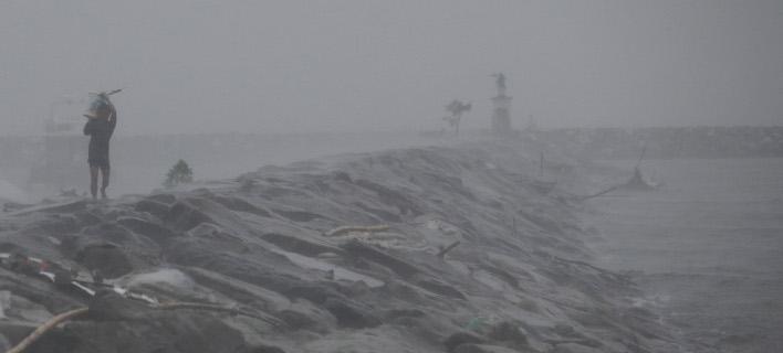 Τυφώνας/ Φωτογραφία AP images