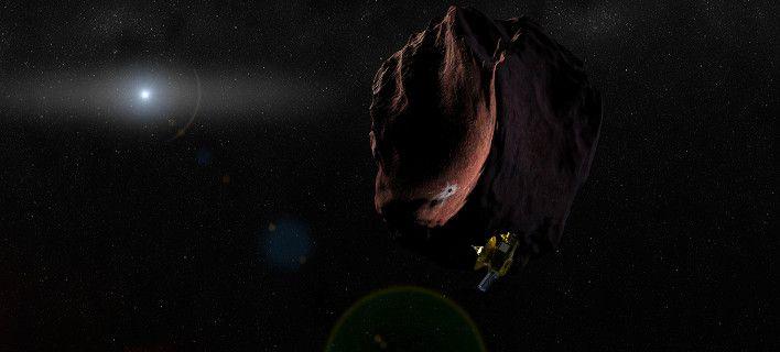 New Horizons-Έσχατη Θούλη