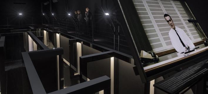 Στο ΕΜΣΤ το ελληνικό έργο της Μπιενάλε στη Βενετία: Μία εγκατάσταση-λαβύρινθος [εικόνες]