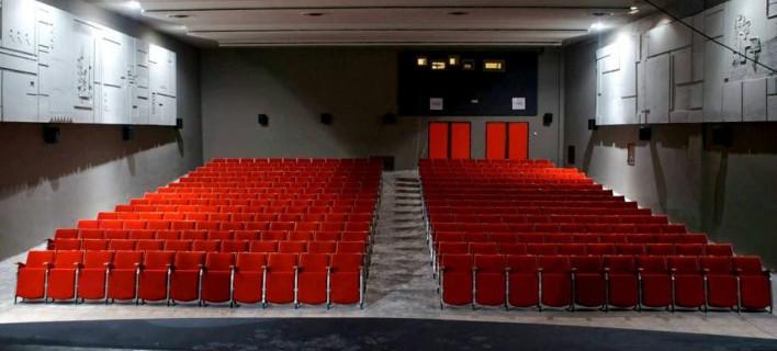 Γίνεται θέατρο ο ιστορικός κινηματογράφος «Αλκυονίς» -Πρεμιέρα με τη «Μεθυσμένη Πολιτεία»