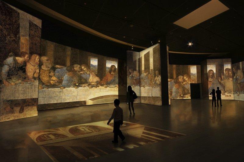 Η έκθεση Leonardo Da Vinci – 500 Years of Genius επιδεικνύει το πλήρες φάσμα των επιτευγμάτων του