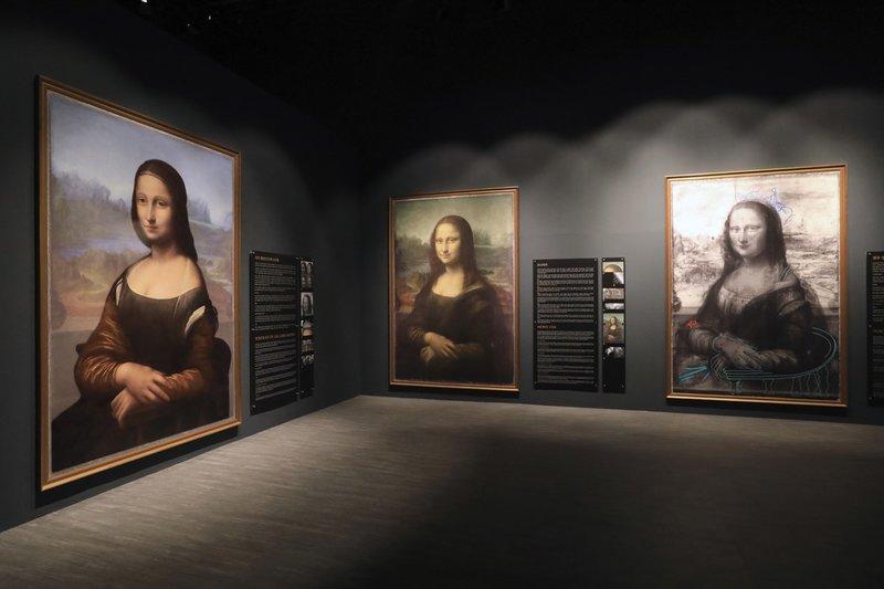 Τα μυστικά της Μόνα Λίζα, αποκαλύπτονται για πρώτη φορά από τον Pascal Cotte και το Lumiere Technology Institute