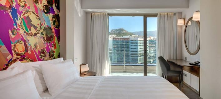 Οι νέες ξενοδοχειακές μονάδες της Αθήνας -Ποια ιστορικά ξενοδοχεία αλλάζουν ιδιοκτησία [εικόνες]