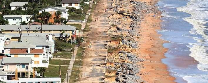 Τυφώνας Μάθιου: 18 νεκροί και 4 αγνοούμενοι στις Ηνωμένες Πολιτείες [εικόνες]