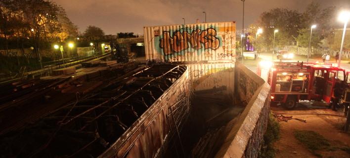 Τραγικός θάνατος για νεαρό Γάλλο στο Θησείο -Επαθε ηλεκτροπληξία ενώ έκανε γκράφιτι