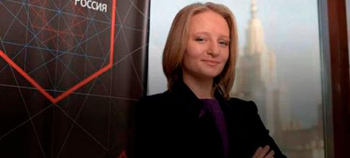 Κατερίνα Τικόλοβα