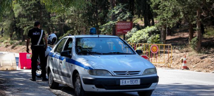 Αχαΐα: Τηλεφωνήματα για δήθεν τροχαία (Φωτογραφία: IntimeNews/ΣΤΕΦΑΝΟΥ ΣΤΕΛΙΟΣ)