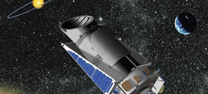Το διαστημικό τηλεσκόπιο Kepler