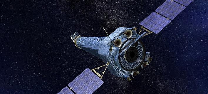 Σε safe mode μπήκε το Chandra/ Φωτογραφία: ΑΠΕ