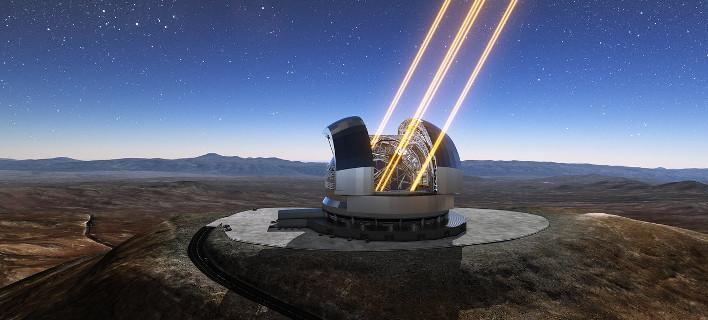 Ξεκίνησε στη Χιλή η κατασκευή του μεγαλύτερου τηλεσκοπίου στον κόσμο